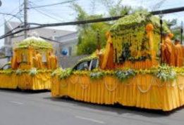 Ban lễ tang thành phố Đồng Hới