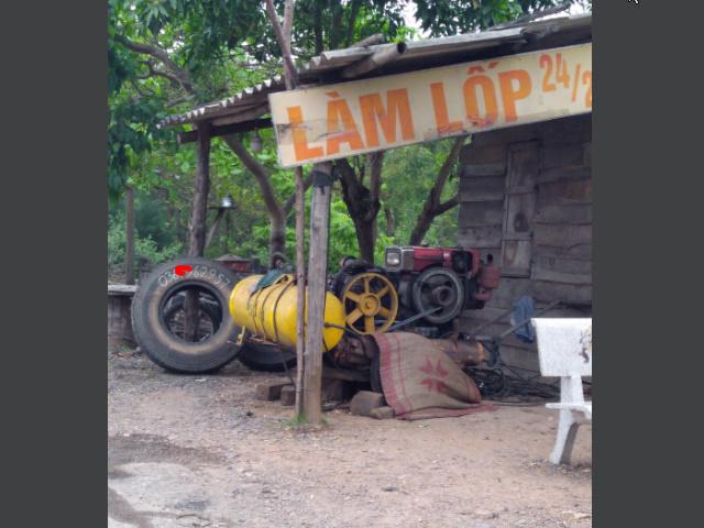 Làm lốp lưu động Quảng Bình