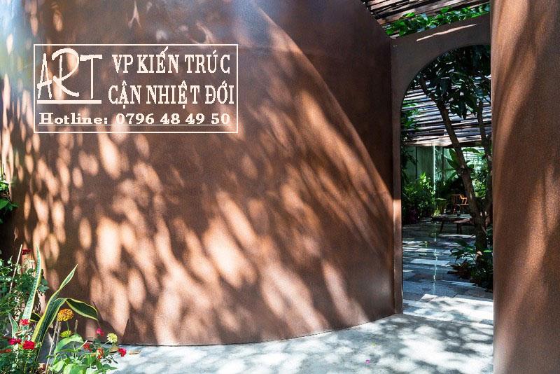 VP Kiến trúc cận nhiệt đới ART về những ngôi nhà trong lòng phố Hà Tĩnh…!