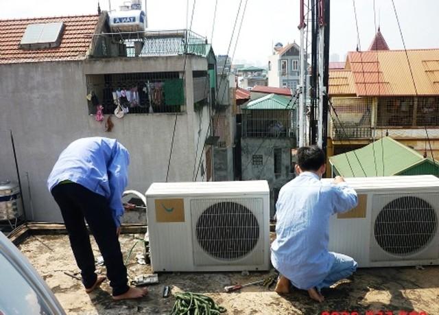 Sửa điều hòa ở thành phố Hà Tĩnh