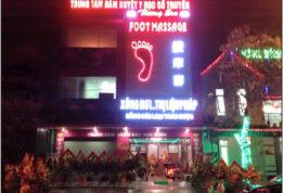 Massage chân Hà Tĩnh chu đáo