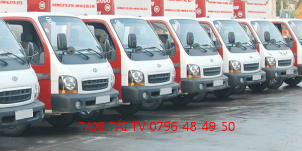 Taxi tải Nghệ An tiên phong trong lĩnh vực vận tải.