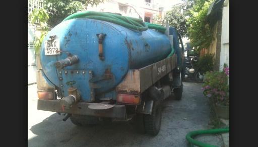 Hút hầm vệ sinh ở tp Vinh dịch vụ môi trường