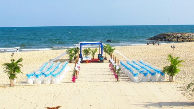 Dịch vụ tổ chức đám cưới ở Bờ Biển Cửa Lò Nghệ An
