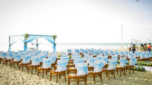 Dịch vụ tổ chức đám cưới ở Bờ Biển Cửa Lò