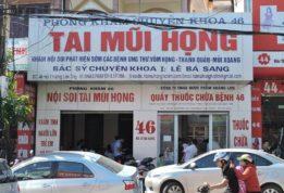 Tai mũi họng Hà Tĩnh tốt nhất