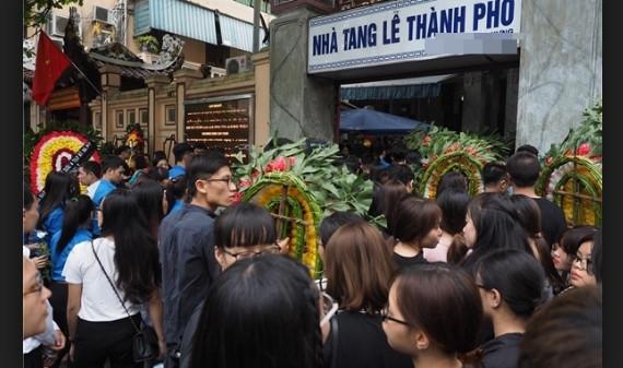 Dịch vụ tang lễ thành phố Vinh đưa hương hồn sớm siêu thoát