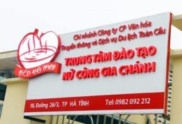 Bếp cô mai Hà Tĩnh