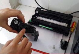 Đổ mực máy in Hà tĩnh