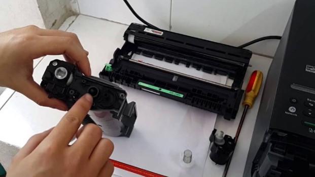 Đổ mực máy in Hà Tĩnh chuyên nghiệp
