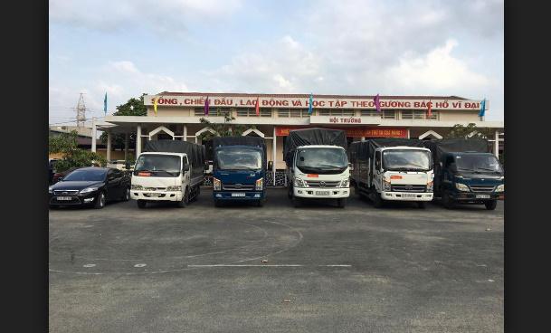 Tắc xi tải Hà Tĩnh một dịch vụ không mới.