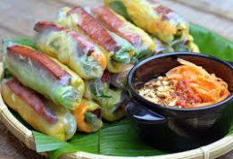 Những món ăn nhanh ở Hà Tĩnh