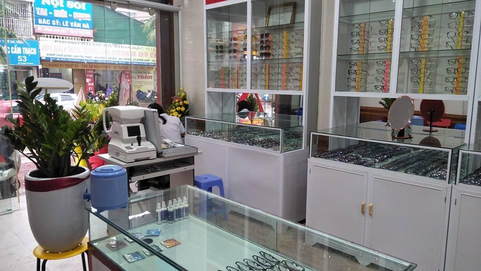 Phòng khám mắt tại Hà Tĩnh chất lượng tốt nhất cho người bệnh Mắt