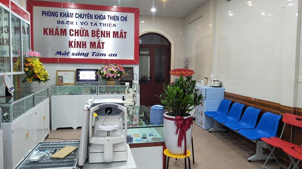 Phòng khám mắt Hà Tĩnh
