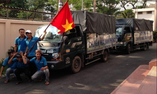Taxi tải Hà Tĩnh uy tín giá rẻ