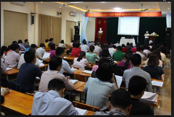 Thẩm định giá Hà Tĩnh tổ chức hội thảo thường niên