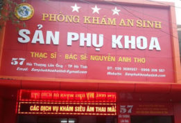 phòng khám sản Hà Tĩnh