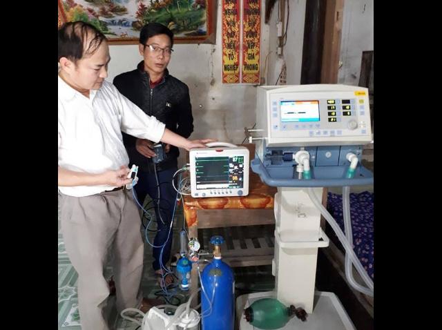 Dịch vụ y tế bình o xy cấp cứu thành phố Huế