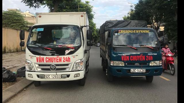 Taxi tải Hà Tiên
