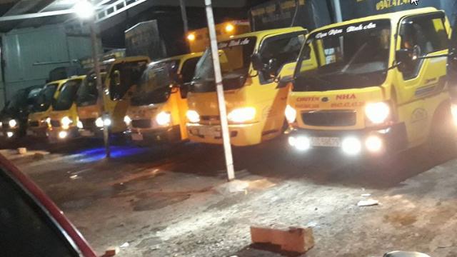 Taxi tải Hà Tiên chữ tín quý hơn Vàng…