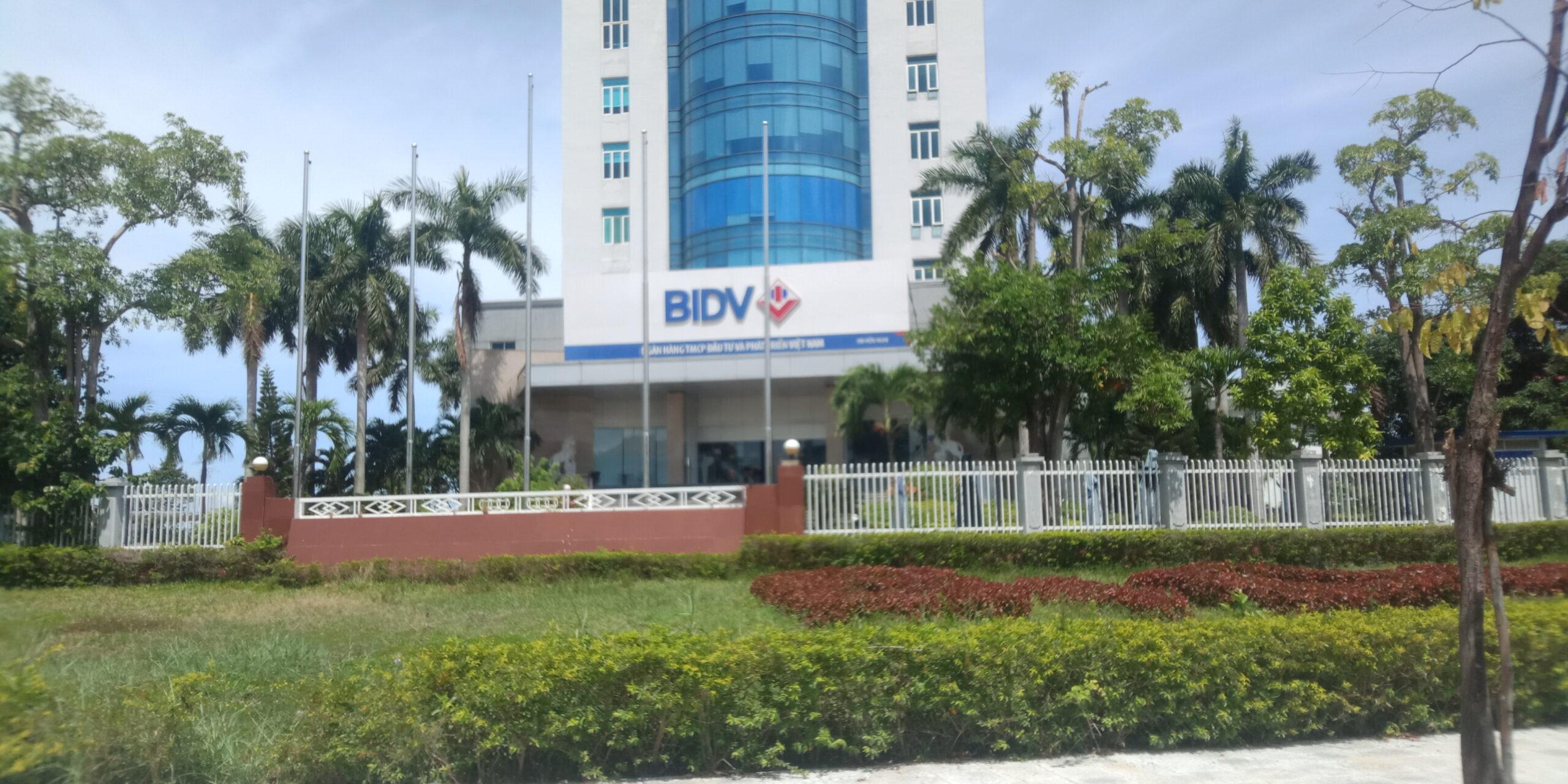 Thủ tục vay vốn tại Ngân Hàng BIDV Quảng Bình như thế nào.