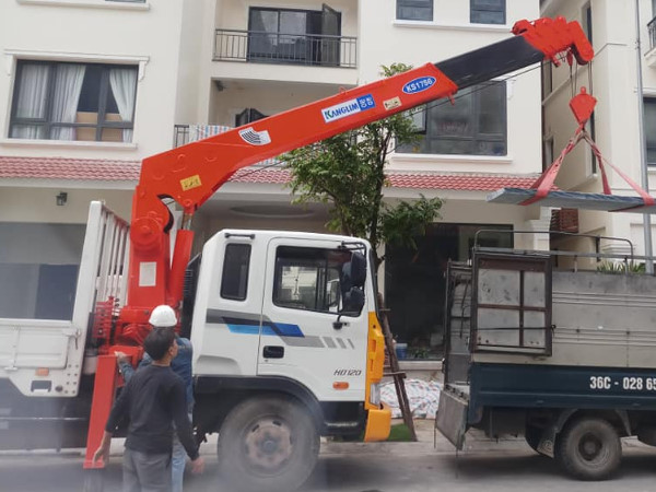 Dịch vụ cầu hàng tại Hà Tĩnh uy tín giá rẻ