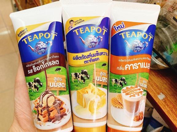 Hàng tiêu dùng Thái Lan ở Hà Tĩnh