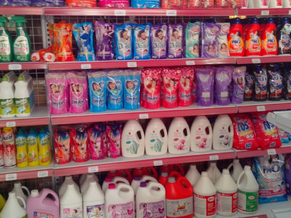 Hàng tiêu dùng Thái Lan tại Hà Tĩnh
