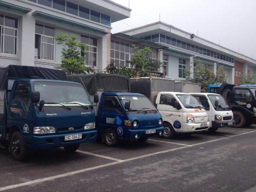 Taxi tải Đồng Hới