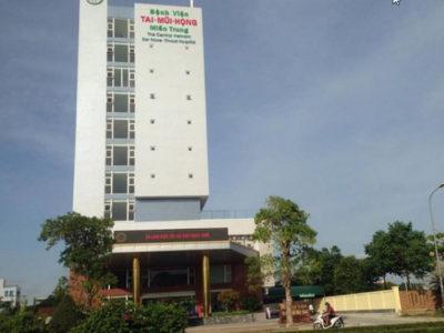Tốp 4 phòng khám tai mũi họng đáng nhớ ở thành phố Vinh.