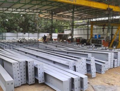 Thi công nhà thép ở Nghệ An, Công ty Minh Tấn chữ tín là Vàng.