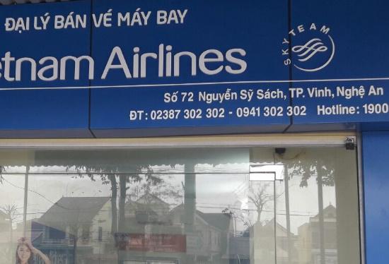 Đại lý bán vé máy bay ở Nguyễn Sỹ Sách. uy tín thương hiệu
