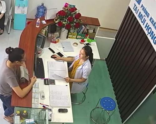 Phòng khám tai mũi họng ở Đồng Hới của bác sĩ Nga Bình ở Địa chỉ. 112 đường Ngô Gia Tự thành phố Đồng Hới , Quảng Bình Điện thoại 02323.820.817.