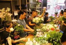 Dịch vụ hoa tươi ở Đồng Hới tận tâm