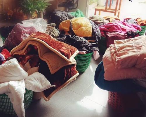 Dịch vụ giặt là ở Đồng Hới của đơn vị Lan Hương cung cấp số đt 0833.754.187. hàng đầu ở đồng hới