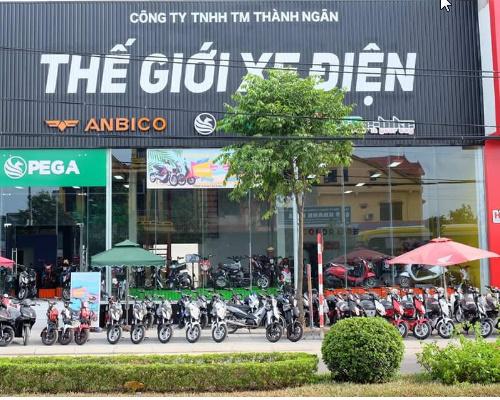 sửa xe đạp điện tại Đồng Hới của đơn vịSố 529 Lý Thường Kiệt 091 329 5606