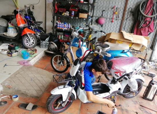 Sửa xe đạp điện ở Vinh phục vụ tốt nhu cầu các học sinh như thế nào.