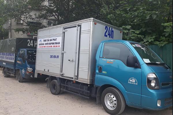 Taxi tải Đồng Hà Quảng Trị