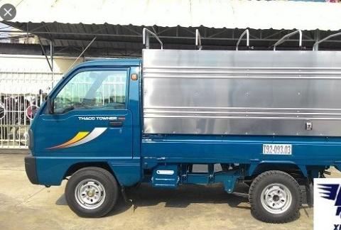 Xe tải chở hàng phú quốc