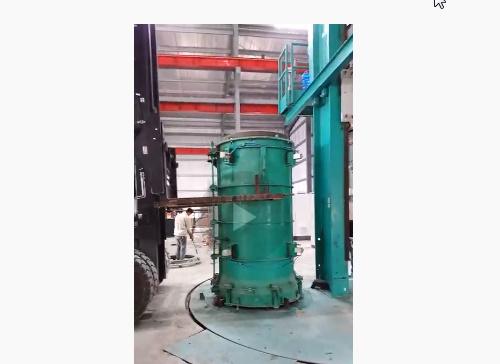 Dây chuyền sản xuất cống bê tông Trần Châu