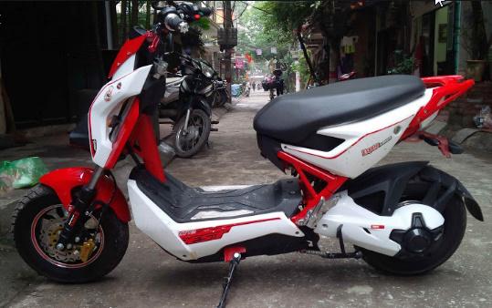 Vị thế của những cửa hàng sửa xe đạp điện ở Đồng Hới Quảng Bình.