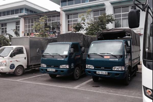 Dịch vụ chuyển nhà Đồng Hà uy tín