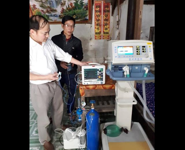 Cho thuê bình ô xy y tế tại nhà Hà Tĩnh chuyên nghiệp