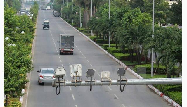 Phòng cảnh sát giao thông công an tỉnh Nghệ An