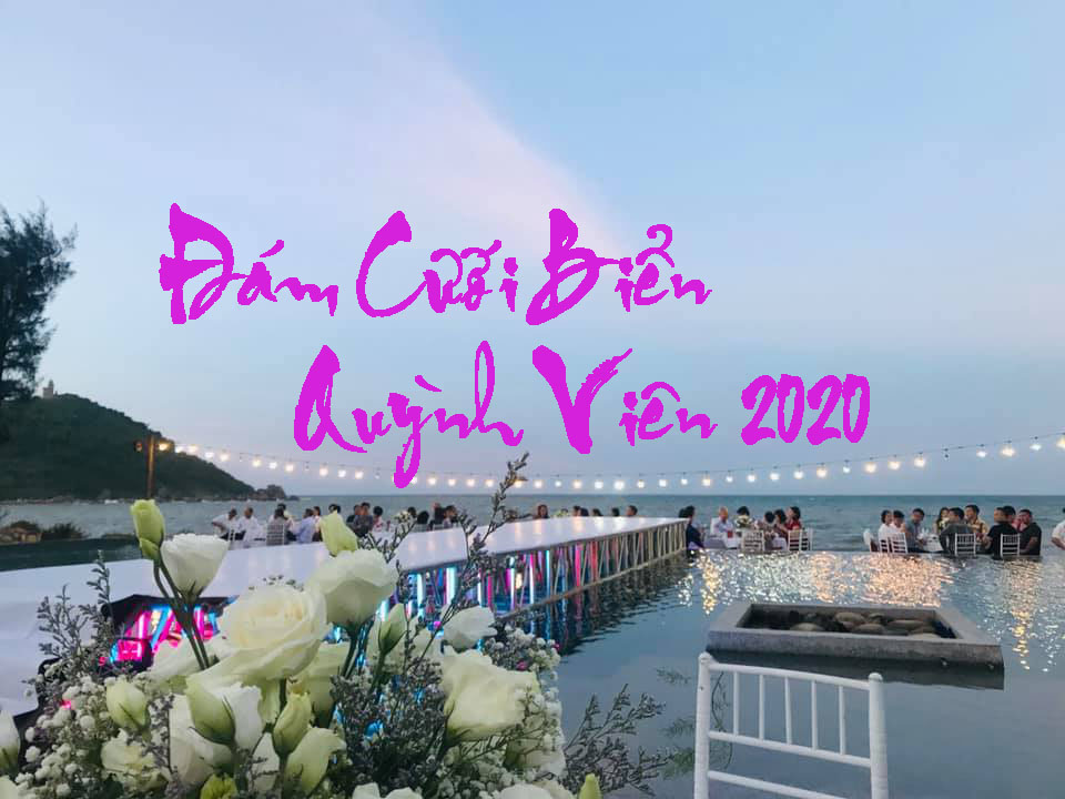 Dịch vụ Tổ chức đám cưới Bãi Biển Hà Tĩnh.