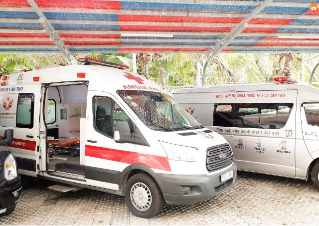 Dịch vụ cho thuê xe cấp cứu tại thành phố Huế uy tín.
