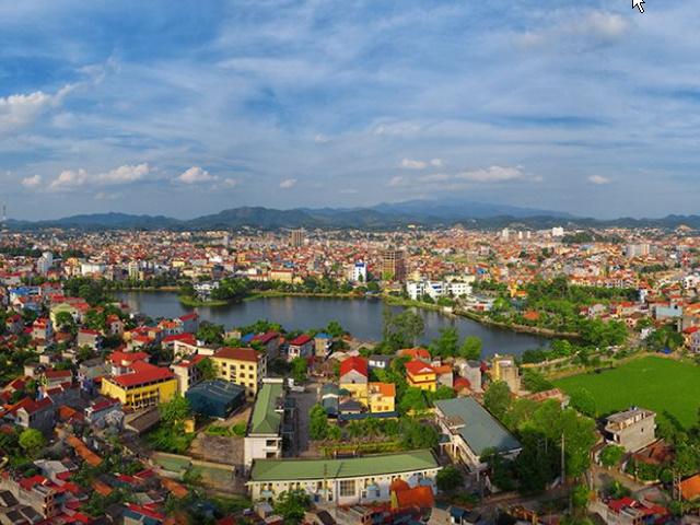 Thành phố Lạng Sơn phát triển từng ngày...