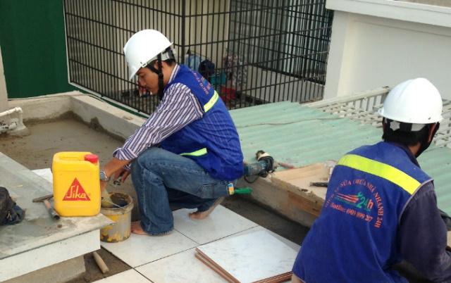 Dịch vụ chống thấm tại Quảng Bình