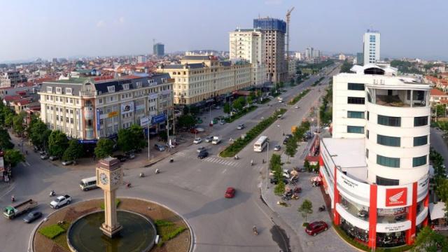 Thành phố Bắc Ninh sự thay đổi vượt bậc