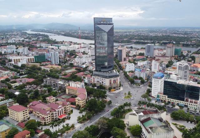 Thành phố Huế ngày càng phát triển mạnh mẽ